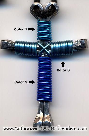 Disciples Cross - Disciples Cross Necklace